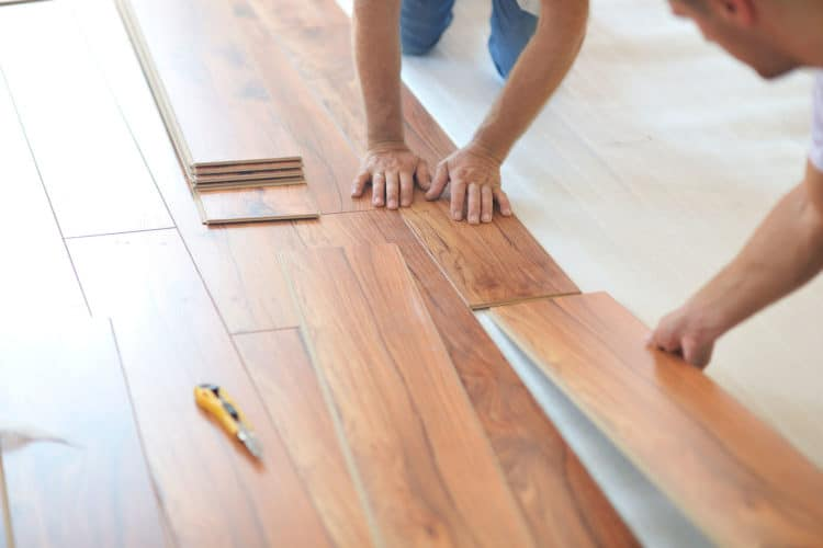 flooring company for sale