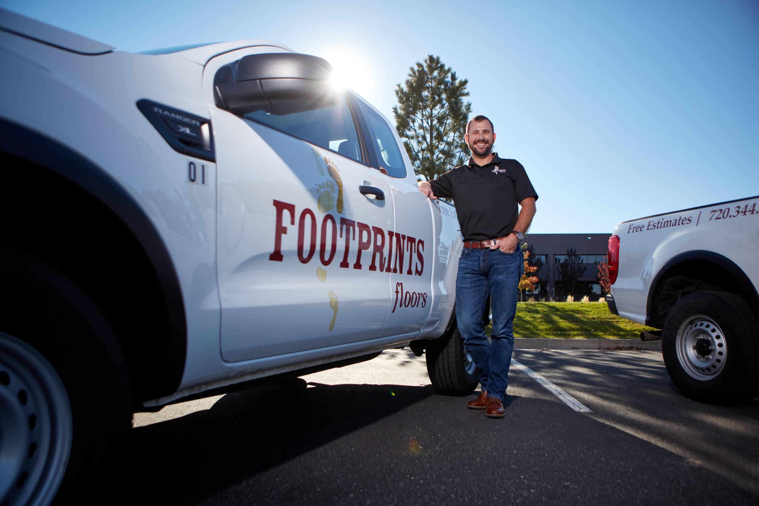 Home improvement Franchise Owner by truck