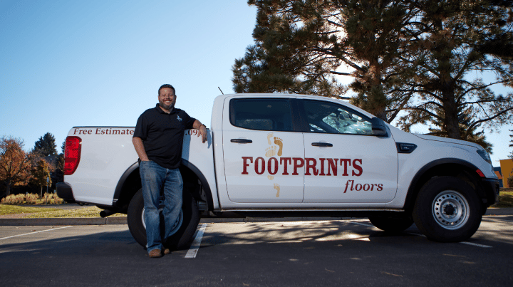 Footprints Floors offers a low cost franchise opportunity, providing you with a balanced lifestyle.
