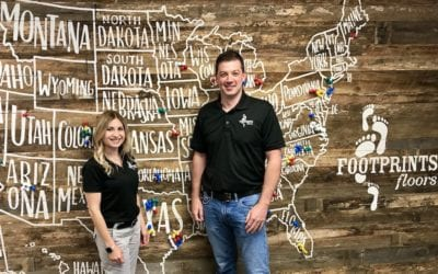 Parents of 3 Find Flooring Franchise Opportunity of their Dreams!