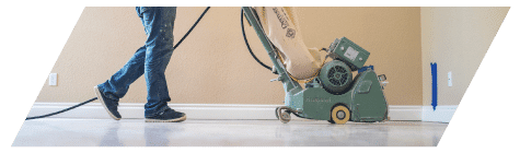 Starting a flooring business with Footprints is easy with the many services we offer, including restoration.