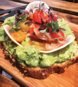 healthy food franchise toastique