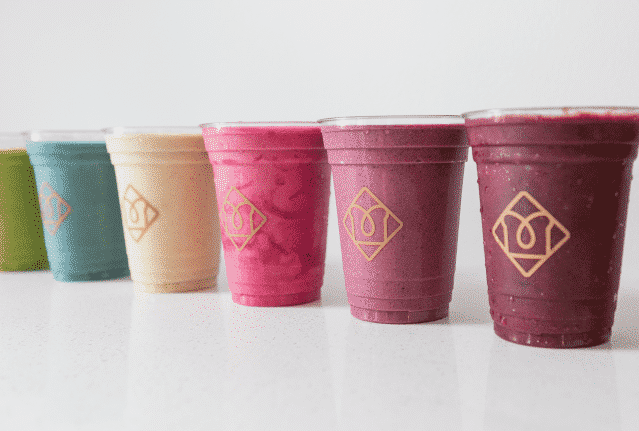 Toastique healthy franchise smoothies.