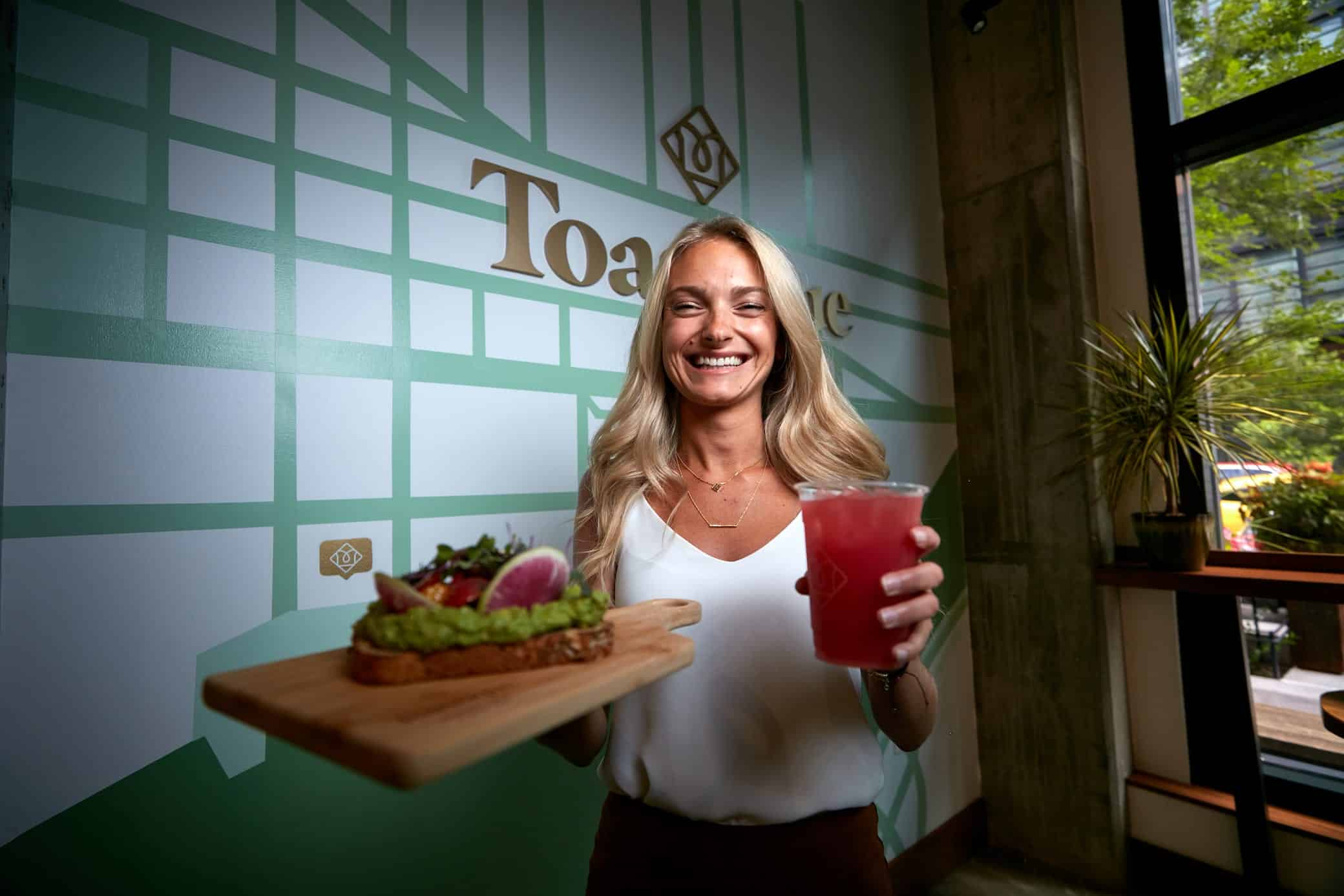 open a healthy food franchise with Toastique in Las Vegas