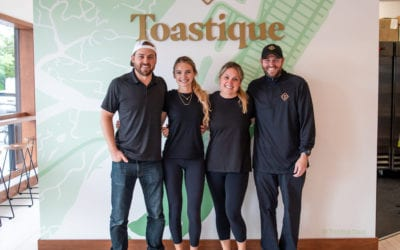Grand Opening! Our Healthy Food Franchise Opens in New Jersey